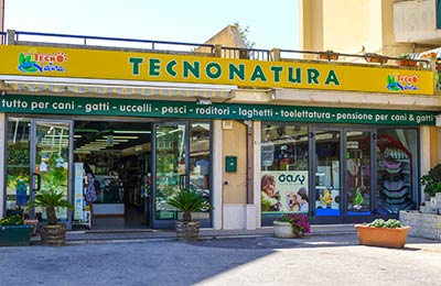 Techno Natura - Pet Store